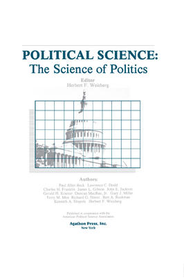 Political Science. The Science of Politics