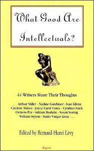 What Good Are Intellectuals?. 44 Writers Share Their Thoughts