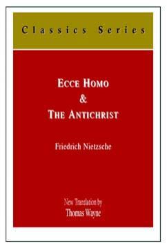 Algora Publishing Ecce Homo And The Antichrist