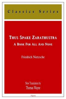 Thus Spake Zarathustra.