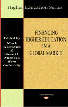 Financing Higher Education in a Global Market.