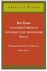 Max Webers Vollständige Schriften Zu Wissenschaftlichen Und Politischen Berufen